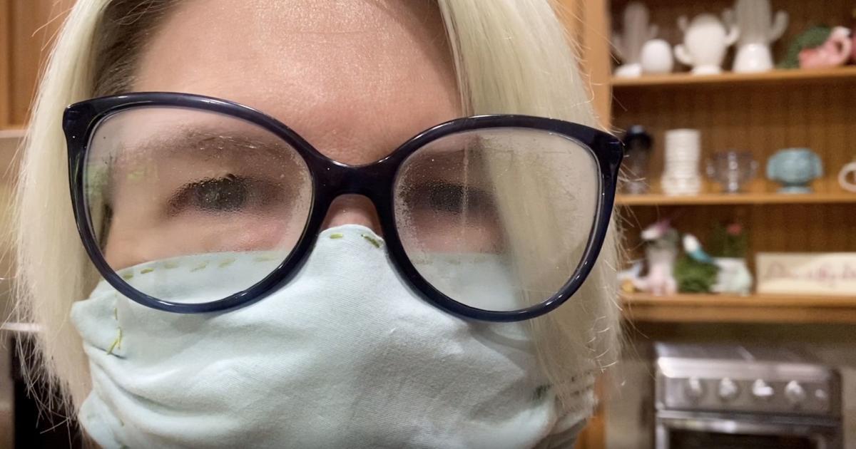Foggy glasses