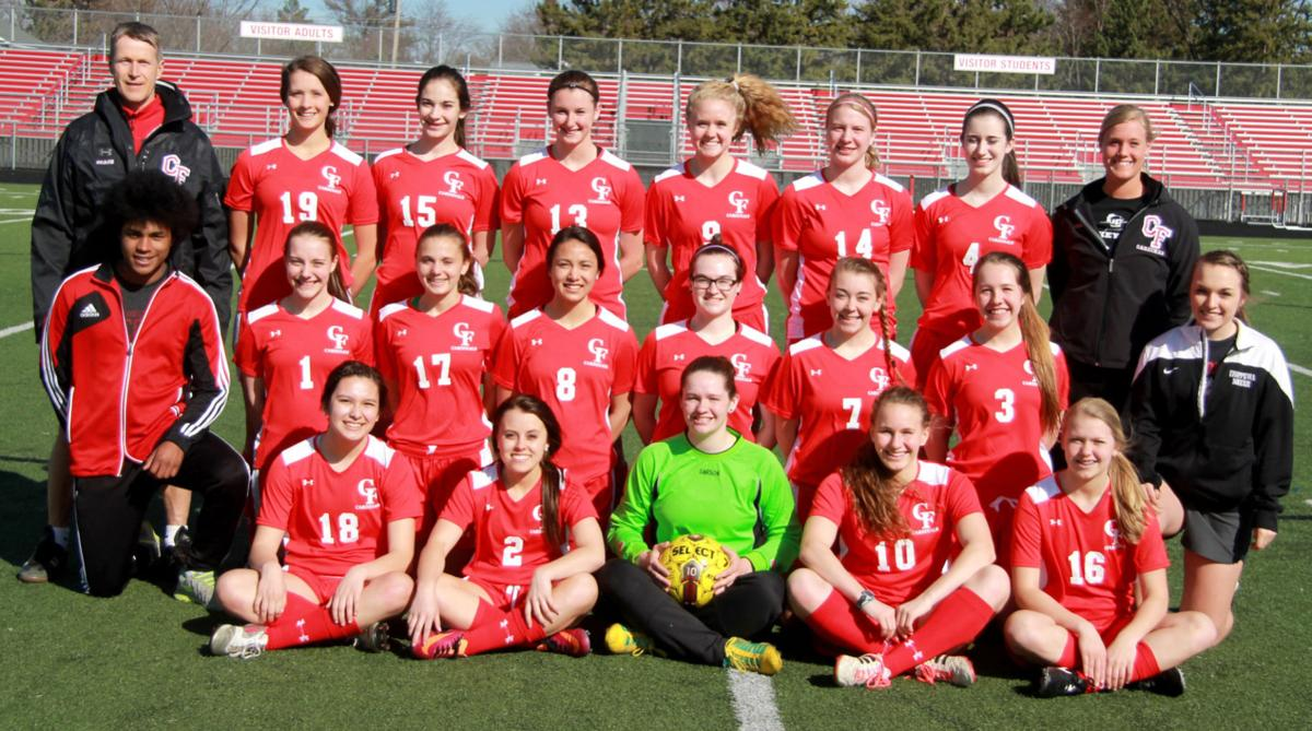 2015 Chi-Hi Girls Soccer Team Photo