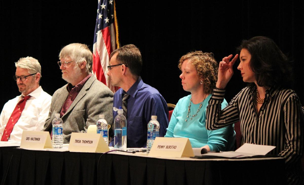 Menomonie school board candidates 2018
