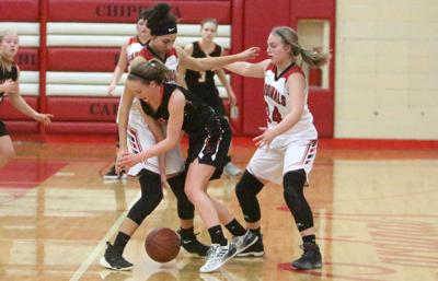 Marshfield at Chi-Hi girls basketball 2-5-19