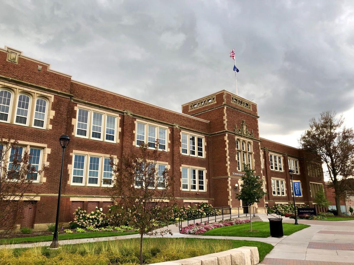 UW-Eau Claire Schofield Hall