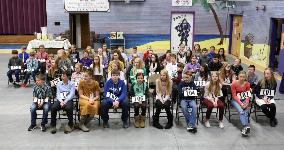 2019 Teton County Spelling Bee