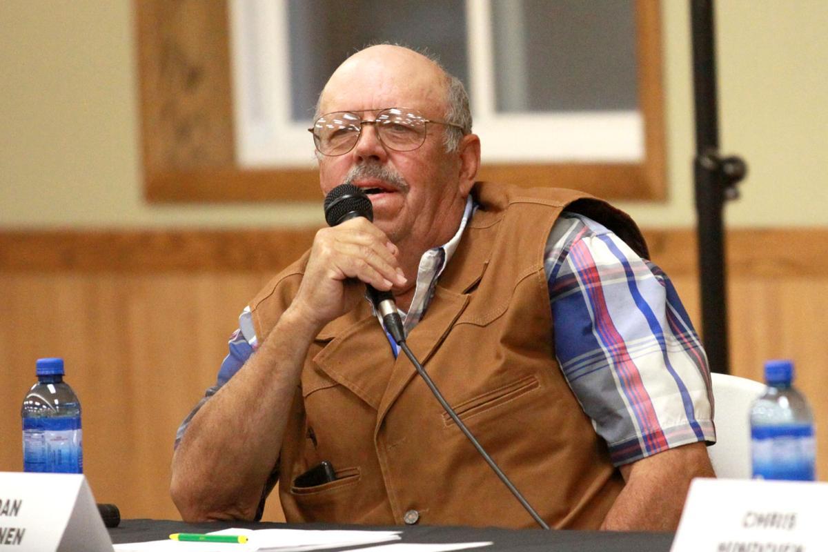 Mayor candidate