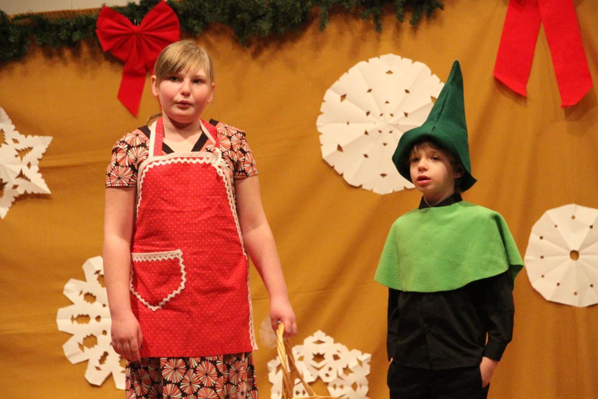 Bynum Christmas program