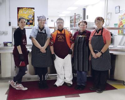 Lunchroom heroes