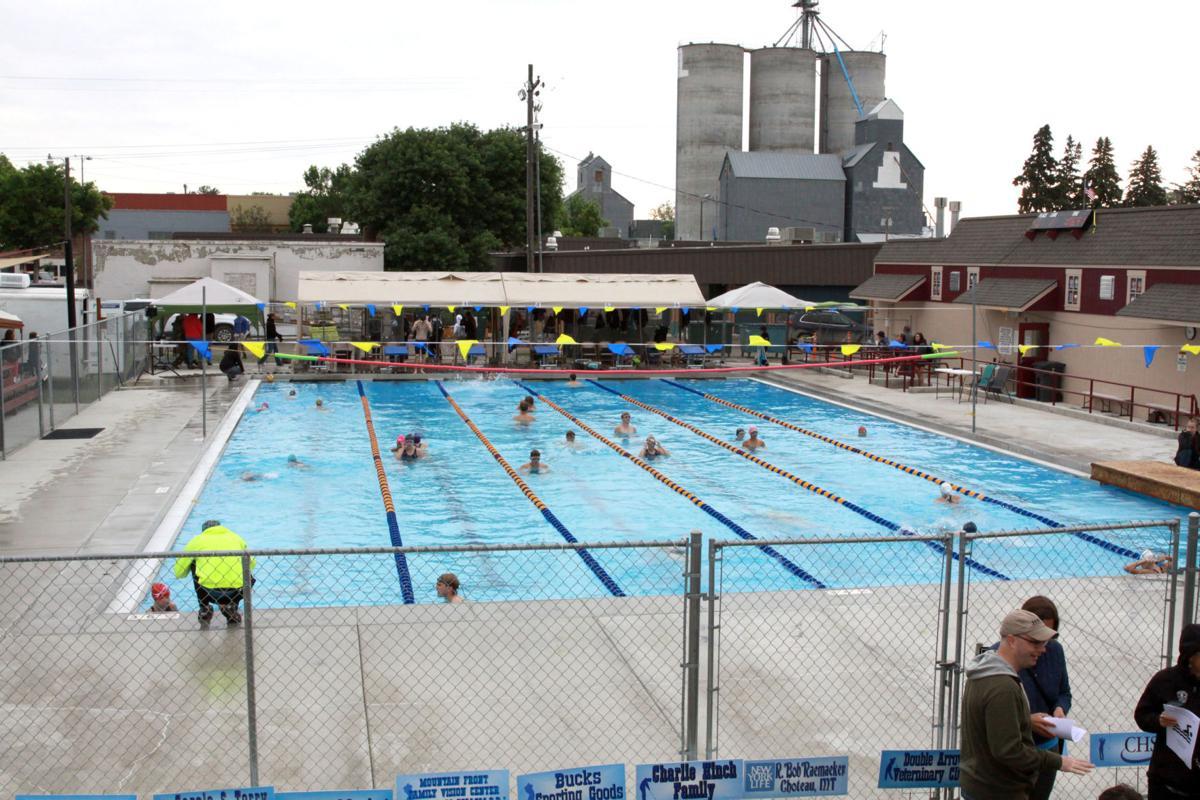 Choteau Invitational Swim Meet