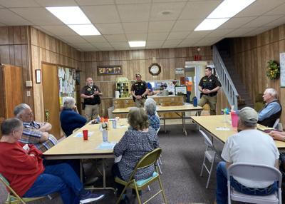 Teton County sheriff's deputies