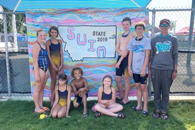 Choteau swim team