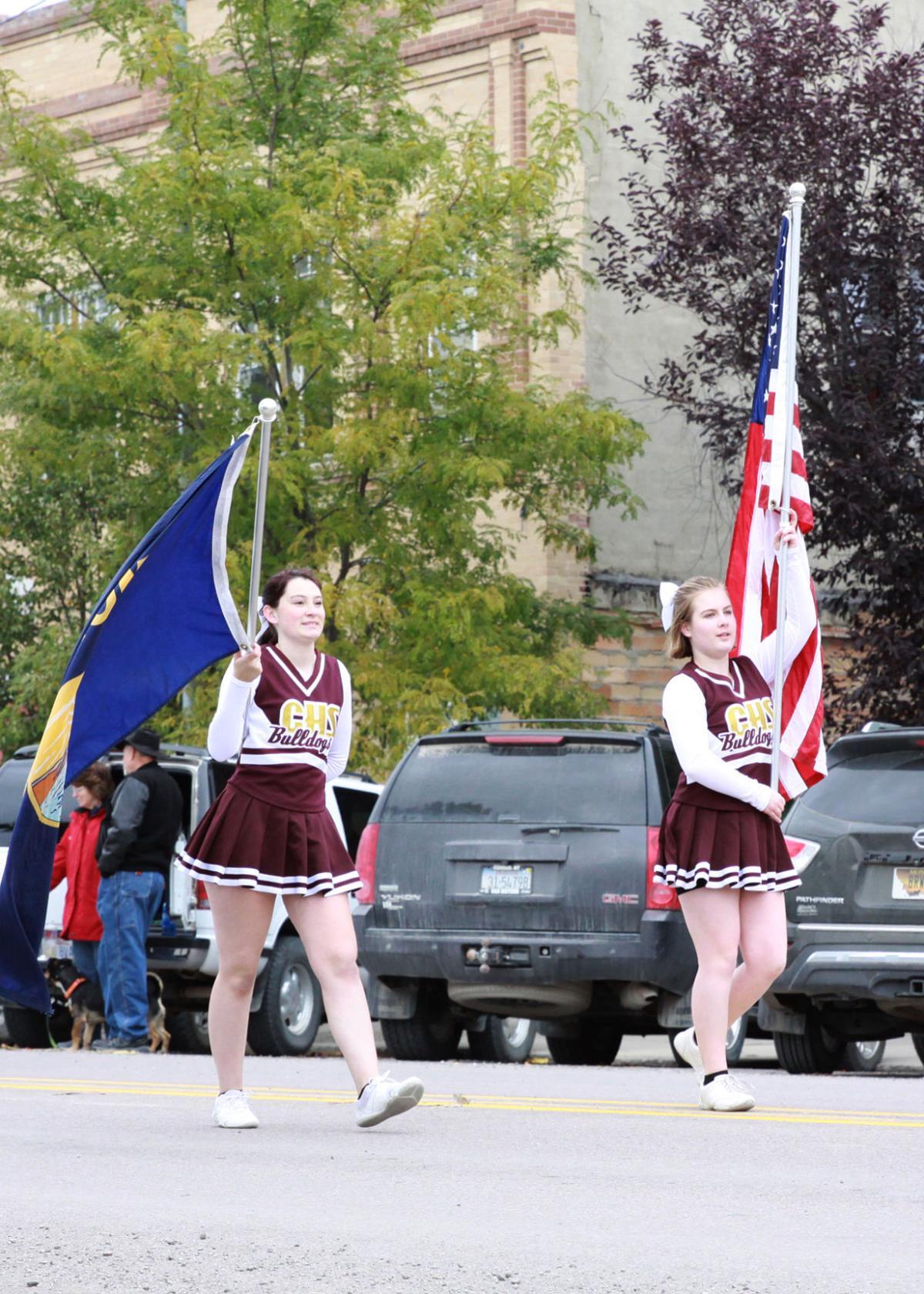 CHS Homecoming parade