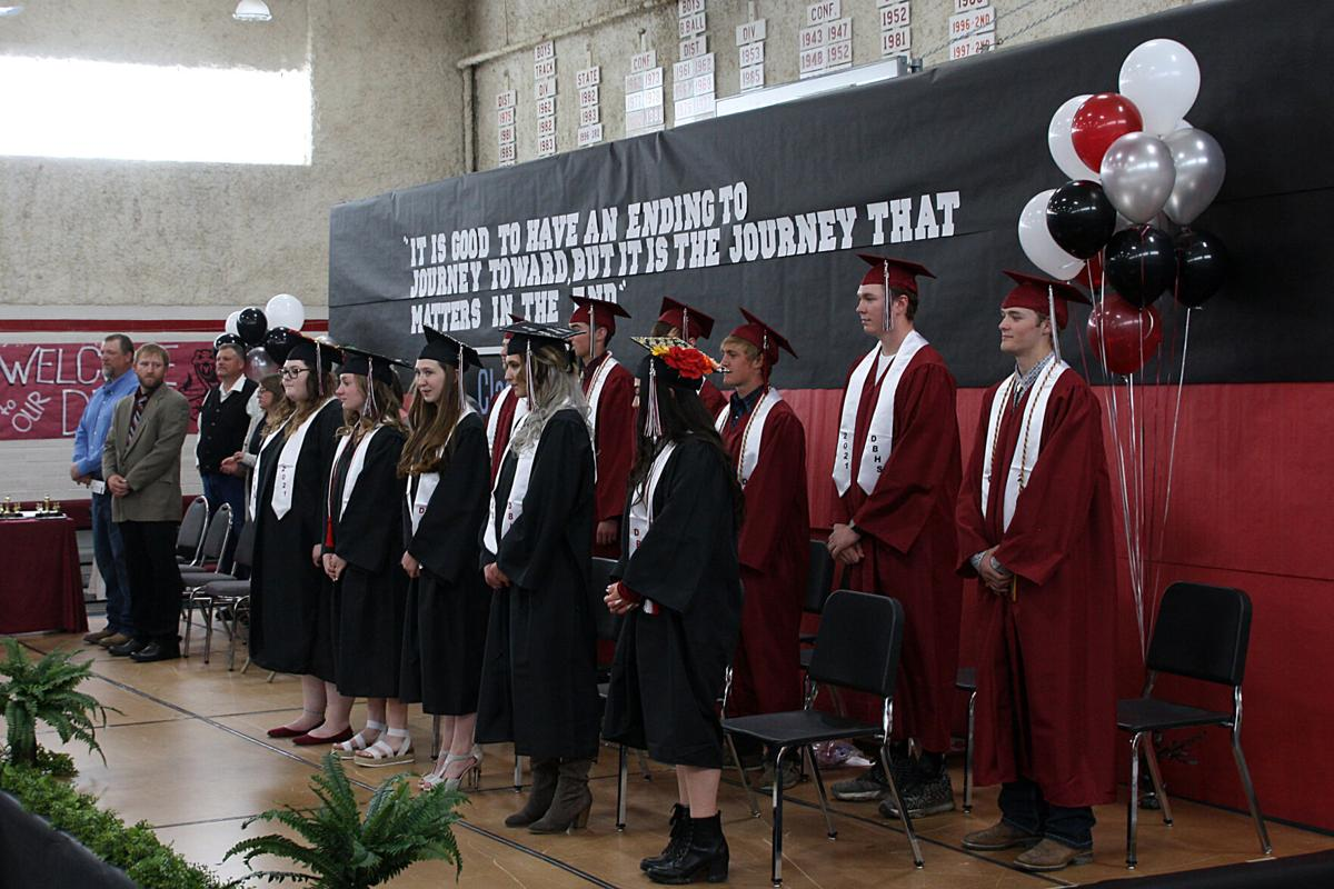 DB graduation