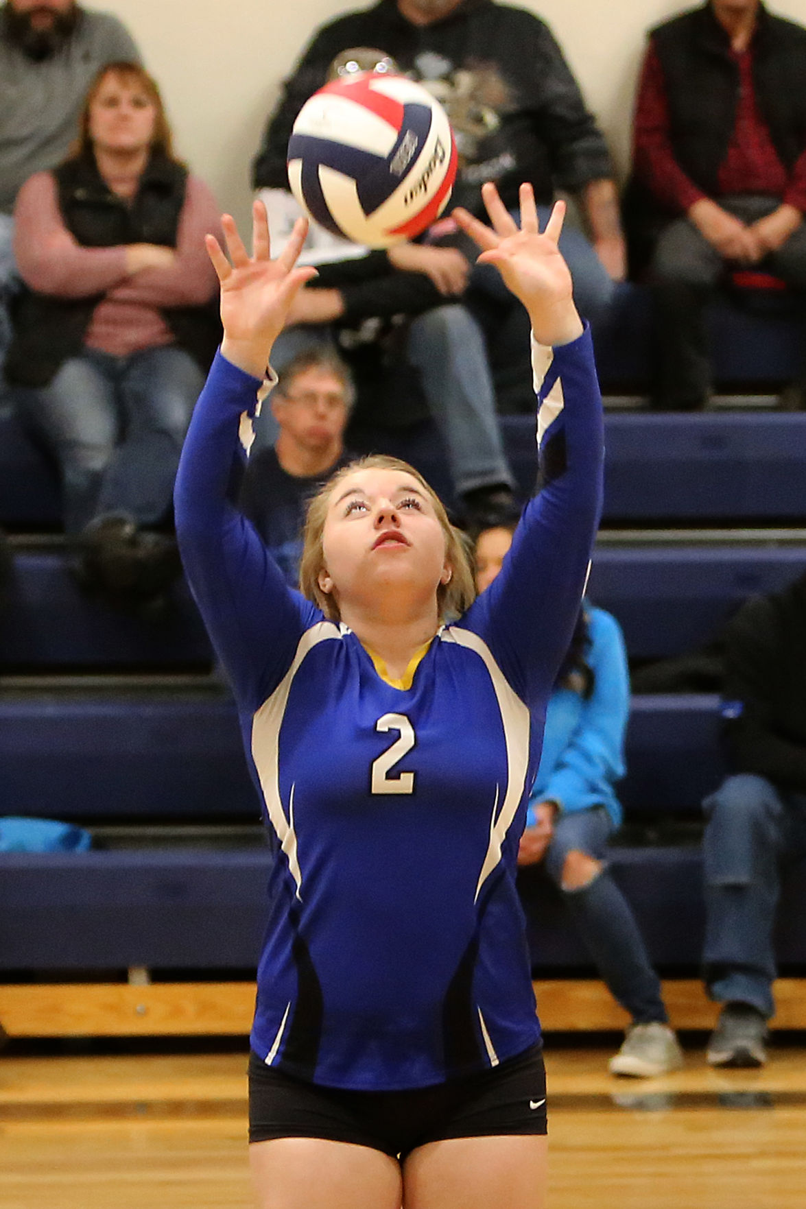 6C West District Volleyball