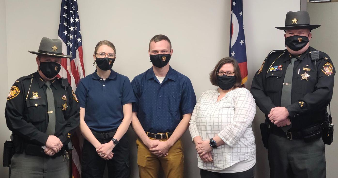 Three new corrections officers