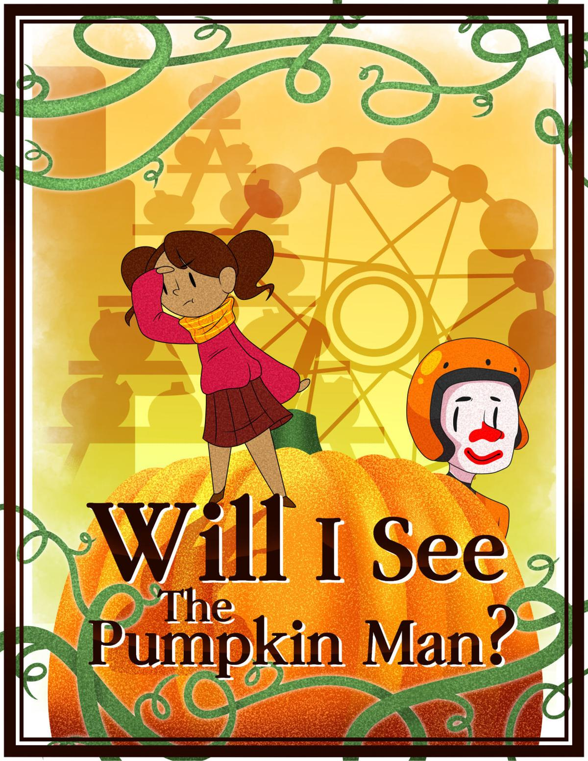 Will I See the Pumpkin Man cover