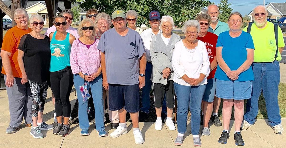 Residents of Kingston Mound Manor