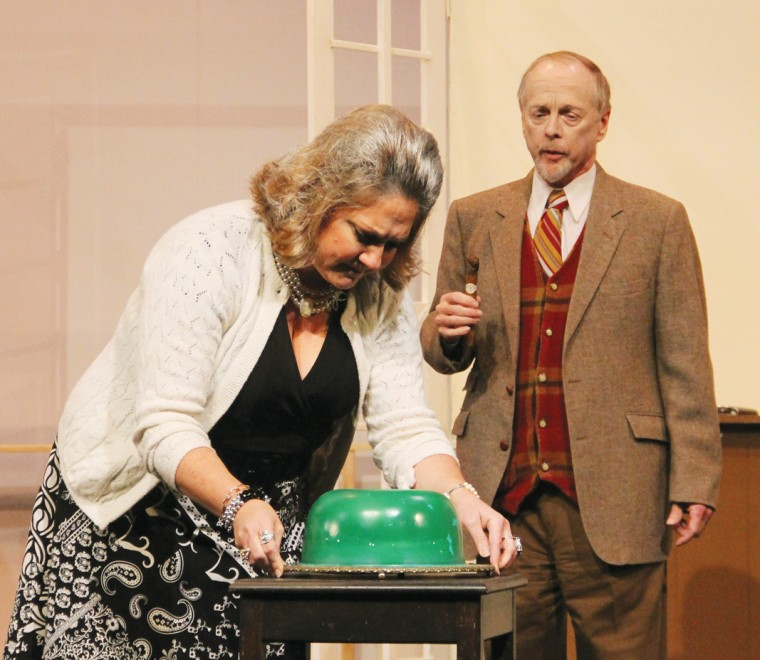 Roundtown Players Present Cat On A Hot Tin Roof News