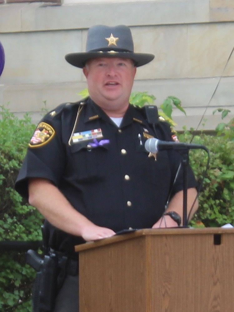 Sheriff Hafey