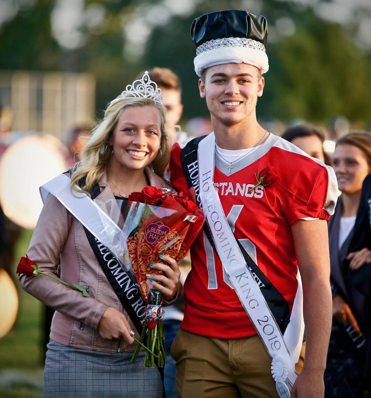 Westfall King and Queen