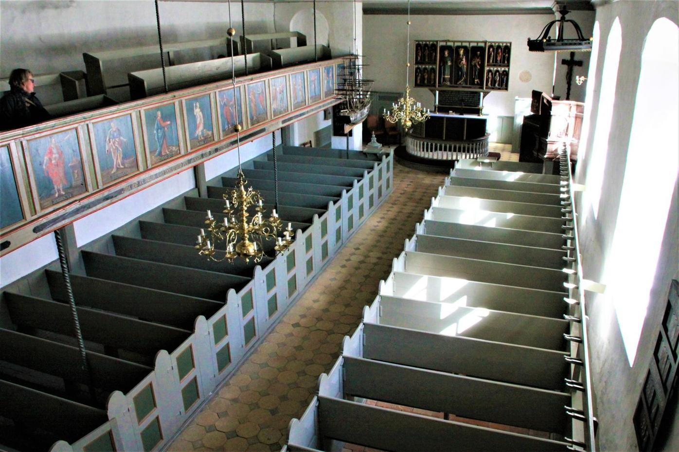 Family parish church