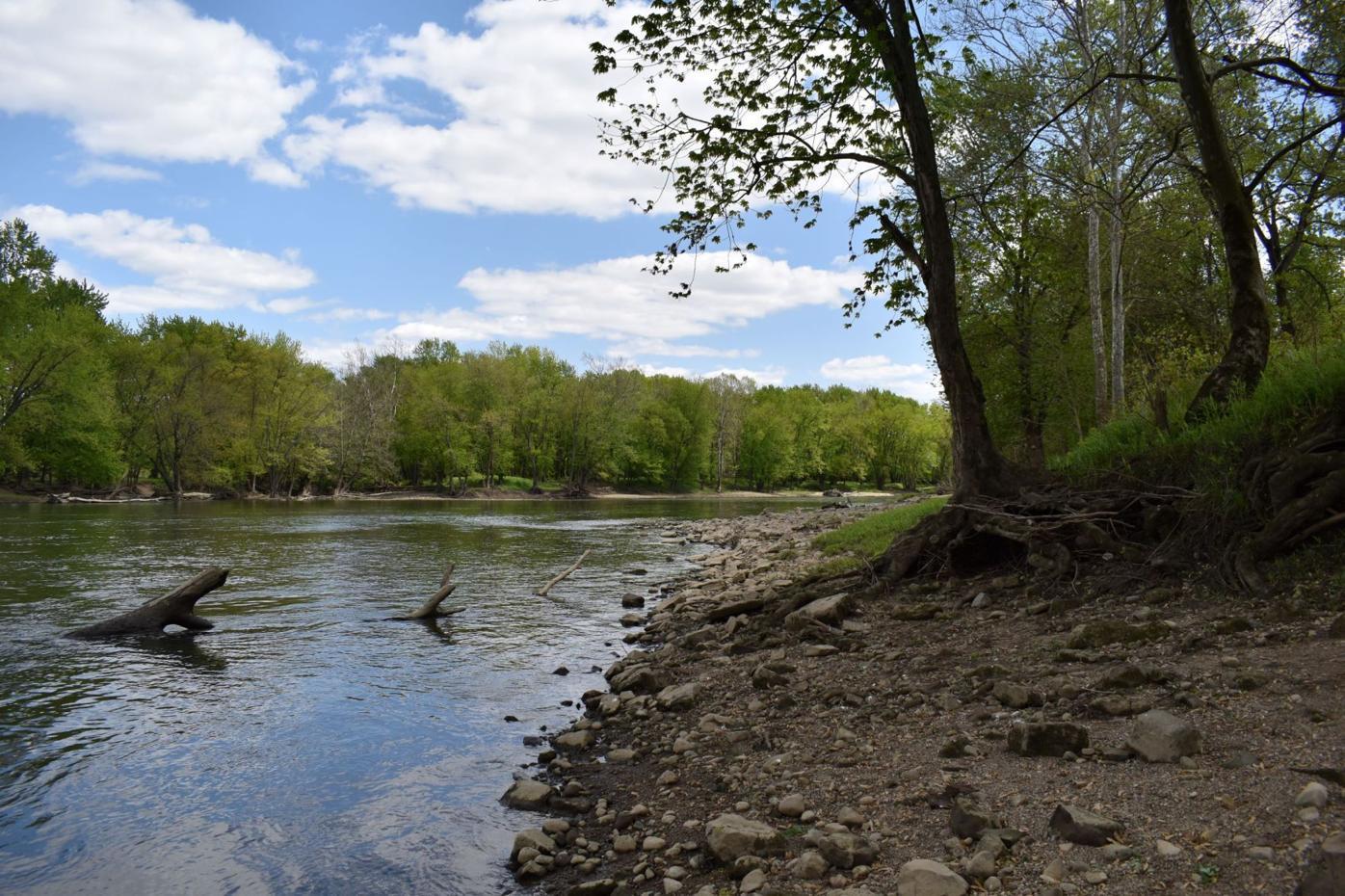 The Scioto River