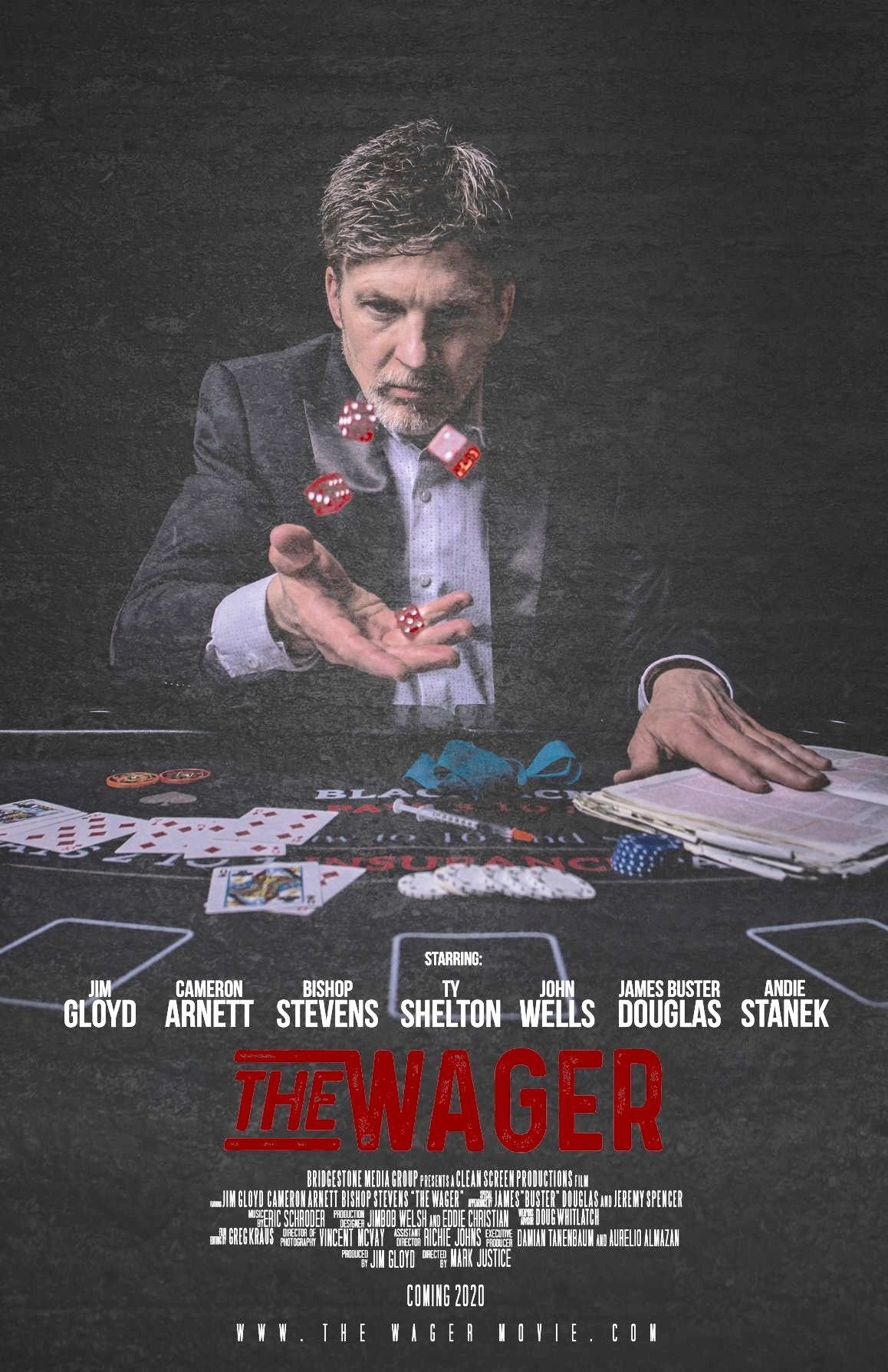 The Wager (2020) WebRip 720p Dual Audio [Hindi (Voice Over) Dubbed + English] [Full Movie]