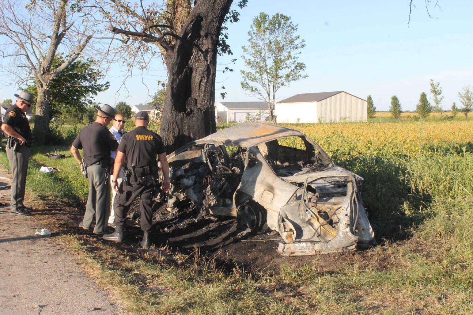 Crash On Whiteside Road Claims Life News Circlevilleherald Com