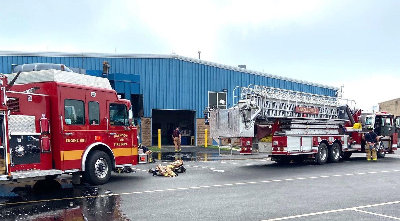 Circleville Fire Truck