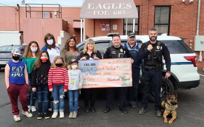 Eagles Donation