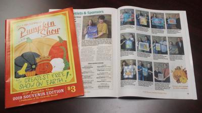Pumpkin Show Art Book