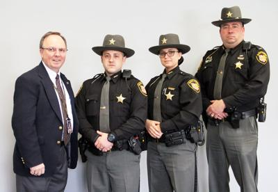 Pickaway Sheriff's Office welcomes new deputies | News