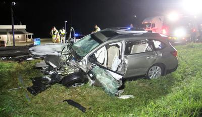 U.S. 23 accident deemed alcohol-related