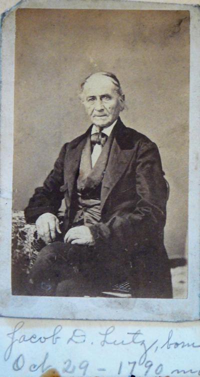 Jacob D. Lutz