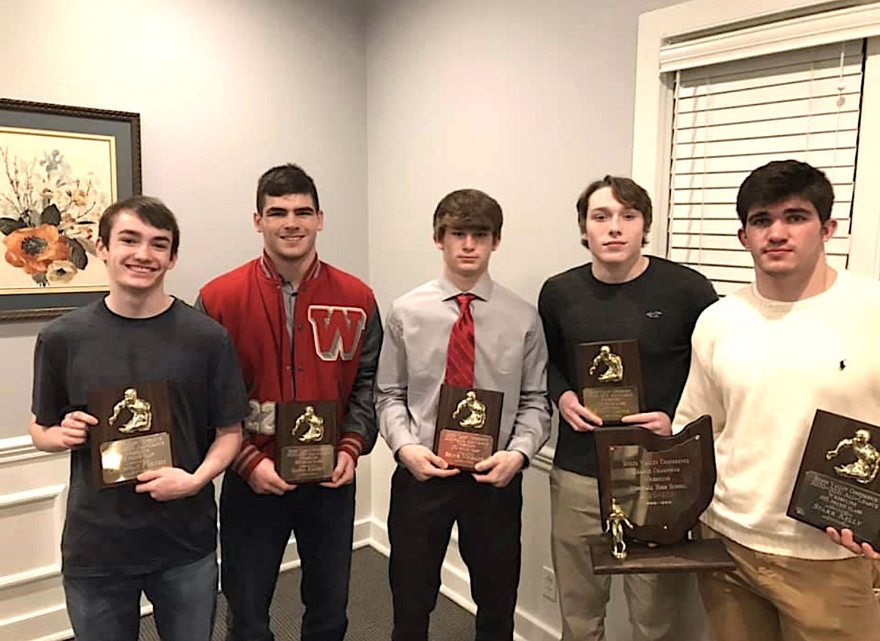 All-League SVC Mustangs