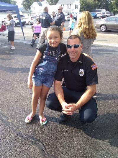 Circleville Police Officer David McIntyre
