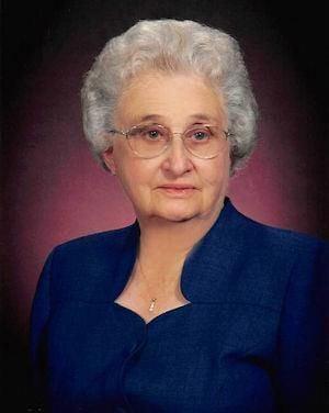 Wilma J. Rowe