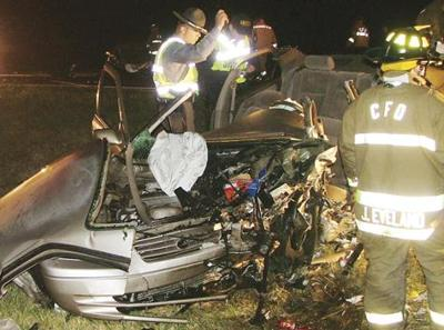 Two local residents killed in accident | News