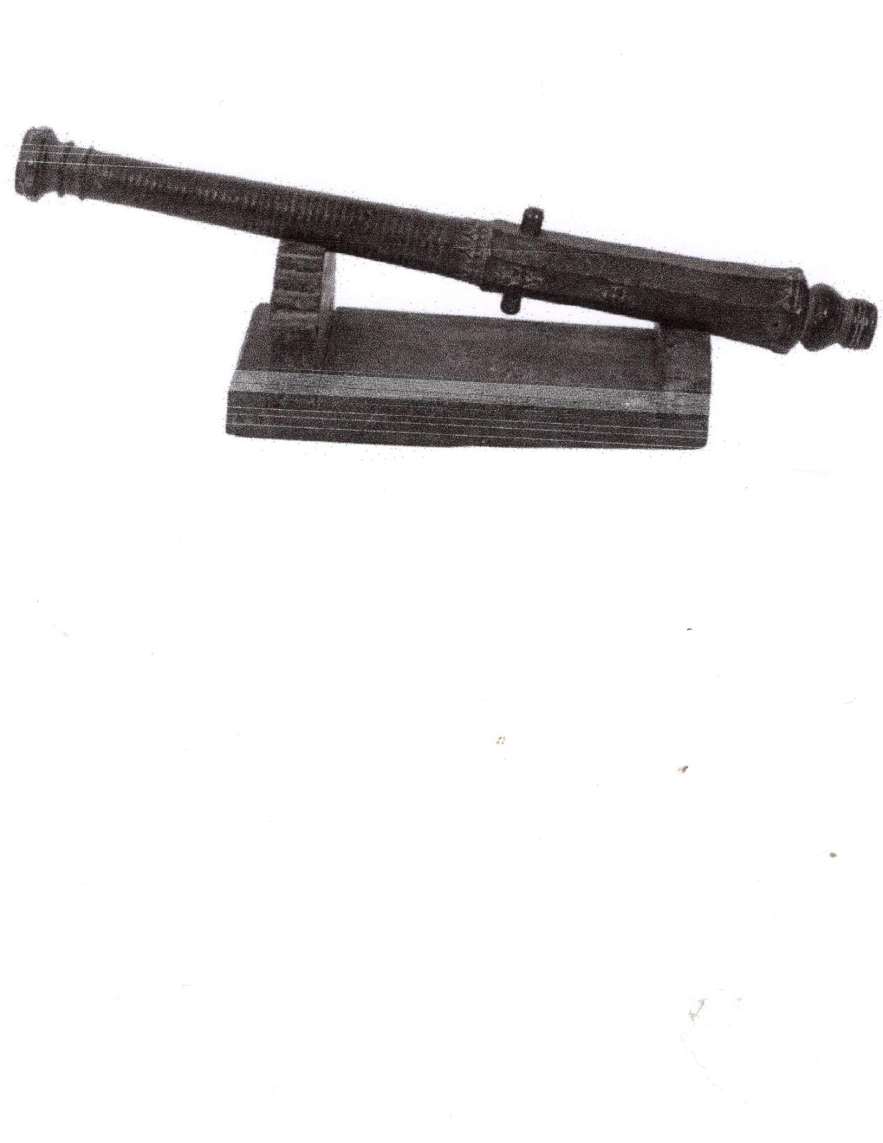 Swivel cannon