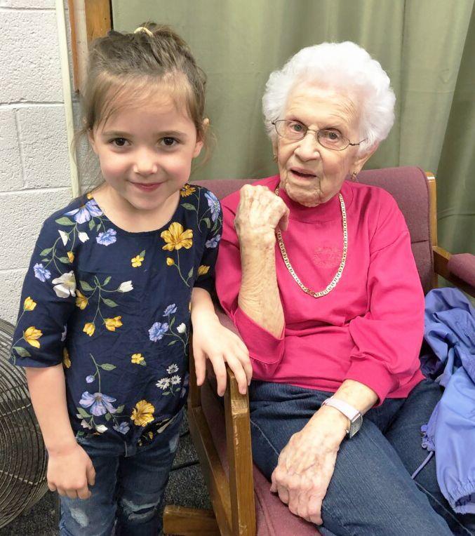 Kindness has no age limit