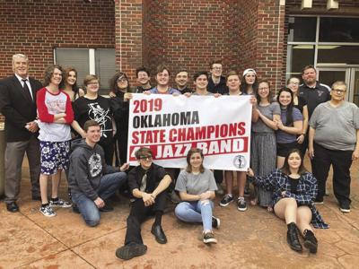 Verdigris band director retires after 27th state championship