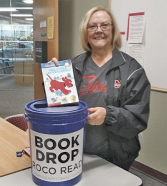 RoCo readers program hosting book drive to put hundreds of books in the hands of students