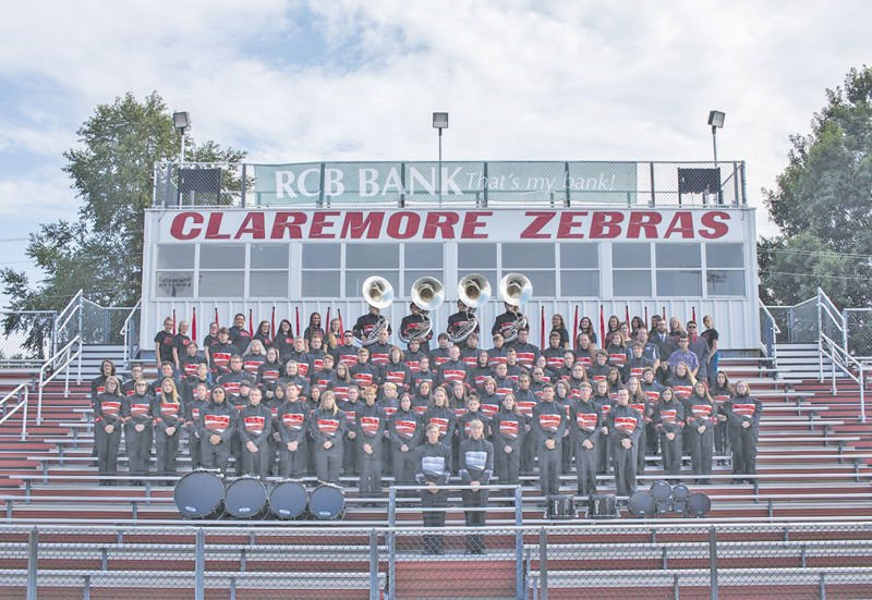 Claremore Band Booster fundraiser this Sunday