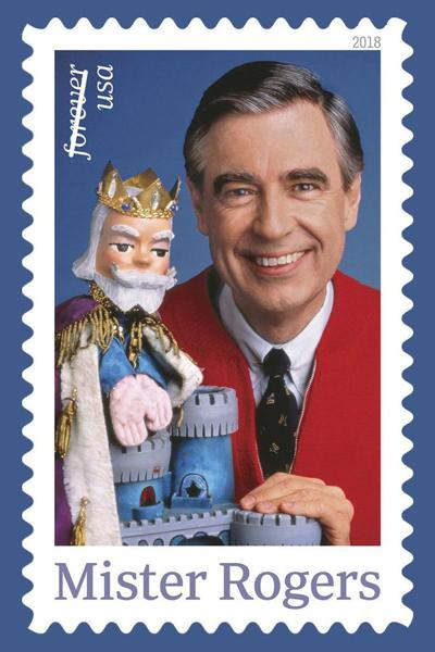 Mr Rogers Stamps Now Available In Rogers County Lifestyles Claremoreprogress Com