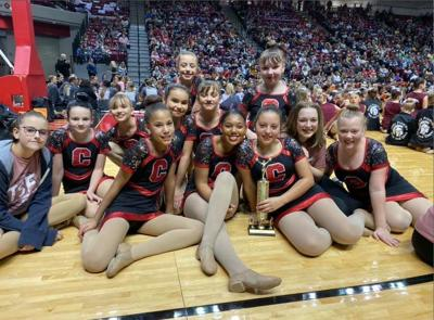 WRJH Dance team takes first at regional competition, headed to state