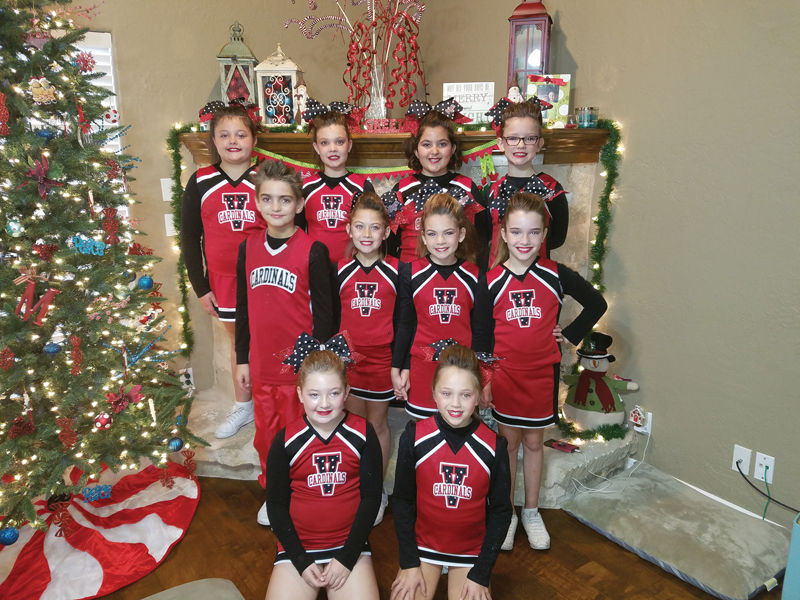 Verdigris Cheer takes first, twice