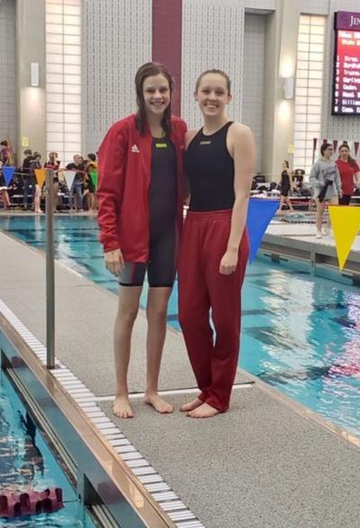 Claremore Swim Team