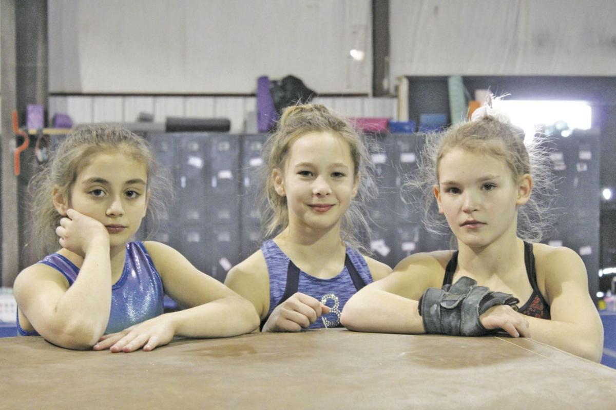 Finding joy in the challenge: Claremore 12-year-old chasing gymnastic prowess