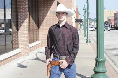 Claremore student heads for world title