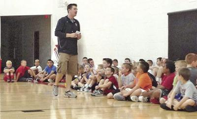 Claremore boys basketball camp