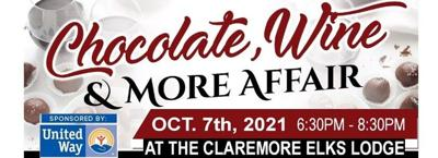 Chocolate, Wine, and More
