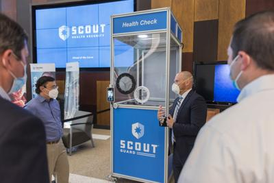 Cherokee Federal introduces Scout Health Security
