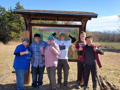Scouts share camping how-to